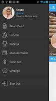 Screenshot of Manads