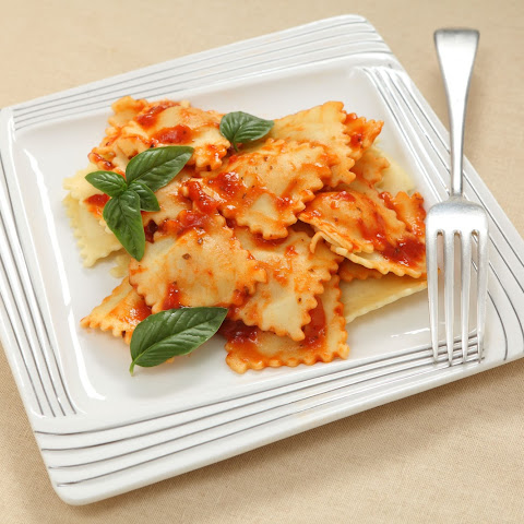 Three Cheese Ravioli