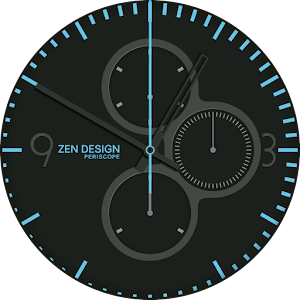 Zen Periscope Watch Face APK