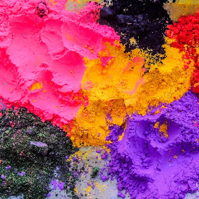 Happy Holi by Topu Saha - News & Events Entertainment ( colour, color, colors, festival, holi )