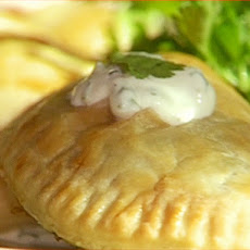 Spinach and Cheese Empanadas