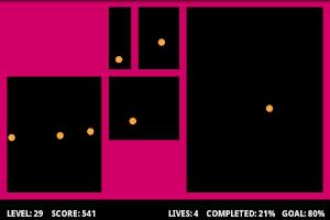 Screenshot of Trapball