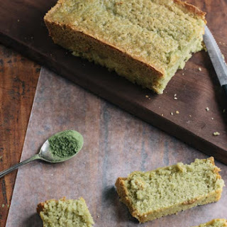 Matcha Green Tea Pound Cake