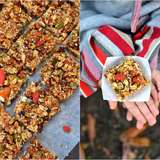 SuperFood Chikki (Indian-style Nut Brittle)