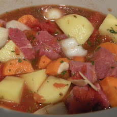 Beef Stew With Sun-Dried Tomatoes