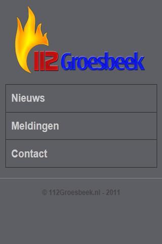 112Groesbeek