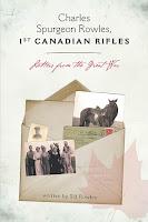 Charles Spurgeon Rowles, 1st Canadian Rifles