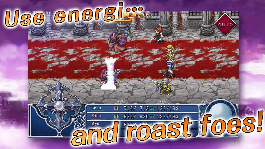 RPG Alphadia2 Screenshot 3