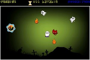 Screenshot of DemonBall