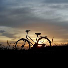 Onthel Jawa by Wakhid Udin - Transportation Bicycles