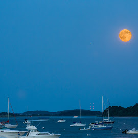 Supermoon 2014: First Of Three Bright, Summer Full Moons Visible Tonight by Cary Chu - News & Events US Events (  )