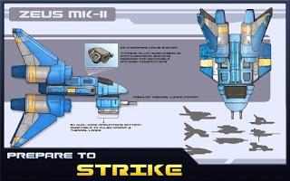 Screenshot of Sector Strike