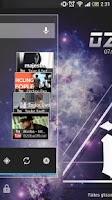 Screenshot of Unkut Theme GO Locker
