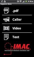 Screenshot of IMAC Pro