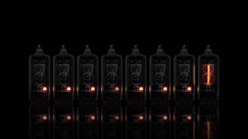 Screenshot of Divergence Clock