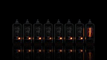 Screenshot of Divergence Clock