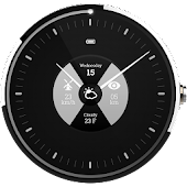 Download Vibrant Military Watch Face APK on PC