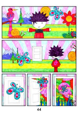 玩免費漫畫APP|下載Amos - The graphic novel app不用錢|硬是要APP