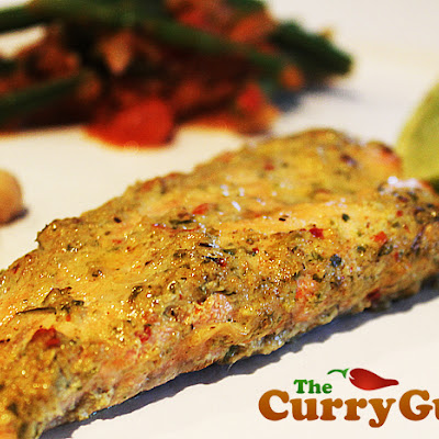 How To Make Home-Cooked Tandoori Salmon