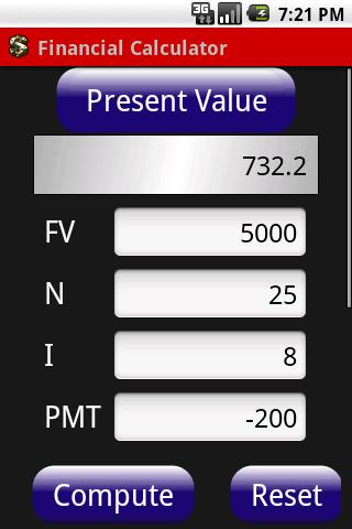 Financial Calculator Pro