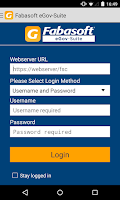 Screenshot of eGov-Suite
