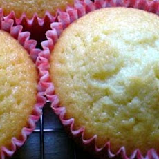 Lemon Buttermik Cupcakes