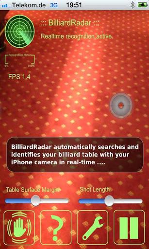 BilliardRadar™
