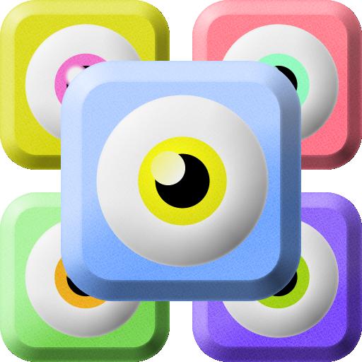 EyesBreaker LOGO-APP點子