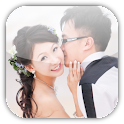 Wendy & Calvin's Wedding App icon