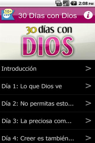 30-dias-con-dios for android screenshot