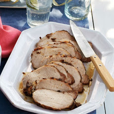 Coriander-and-Oregano-Brined Pork Loin