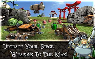 Screenshot of Siegecraft