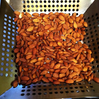 Smoked Almonds Recipes