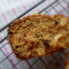 Mincemeat and Marzipan Tea Loaf