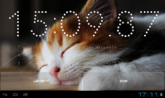 Screenshot of Simple Stopwatch & Timer free