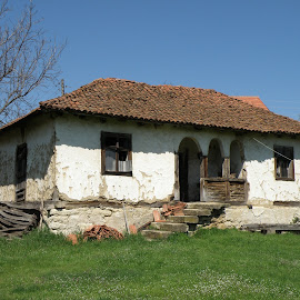 Old house by Ivan Ristić - Buildings & Architecture Homes ( jasenica, vilage, old, serbia, house )