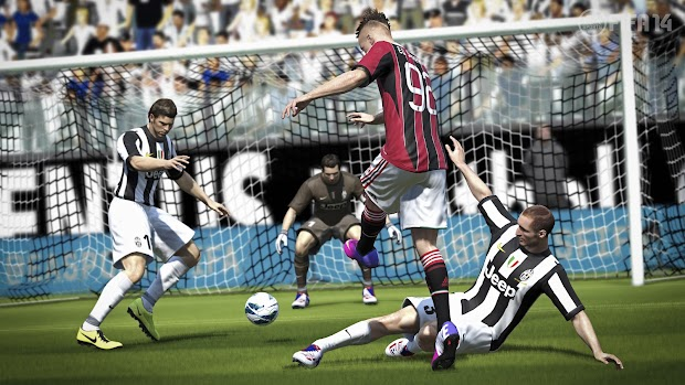 FIFA 14 fends off GTA V to retain the UK charts top spot