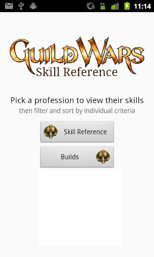 Guild Wars Skill Reference