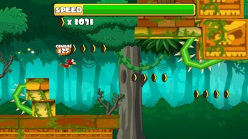 Screenshot of Phoenix Run