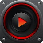 PlayerPro Red Fusion Skin icon