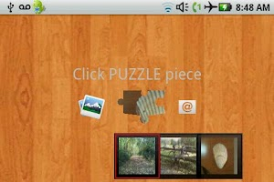 Screenshot of Send Puzzle