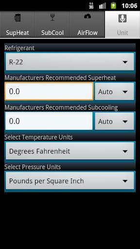 HVAC Buddy - screenshot