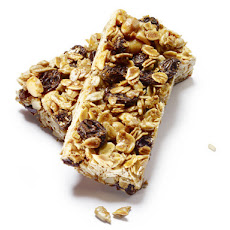 Peanut-Raisin Granola Bars