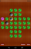 Screenshot of Peg Solitaire