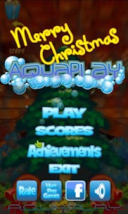 Merry Christmas Aquaplay free - screenshot