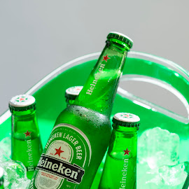 Heineken by Corné du Plessis - Food & Drink Alcohol & Drinks