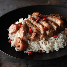 Fesenjan Redux (Roast Duck Breasts with Quince, Pomegranate, and Walnut Sauce) Recipe