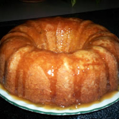Pol's Apple Cake
