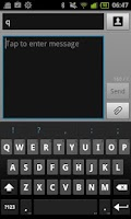 Screenshot of ICS keyboard full