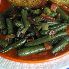 Garlic Onion Green Beans